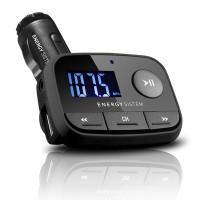 FM Трансмитер Energy Car MP3 FM, black night